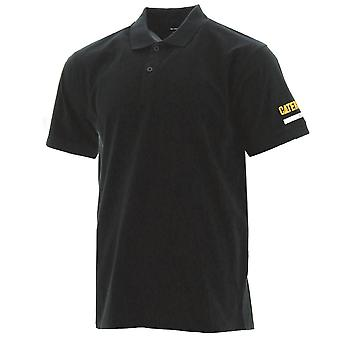 Caterpillar Mens Essentials Cotton Work Polo Shirt
