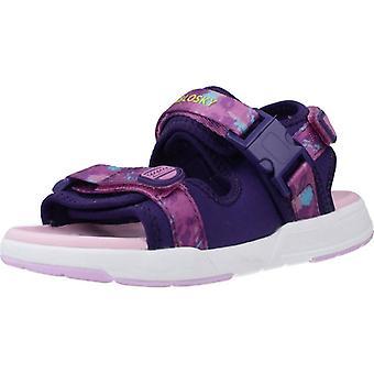 Pablosky Sandals 963570 Purple Color
