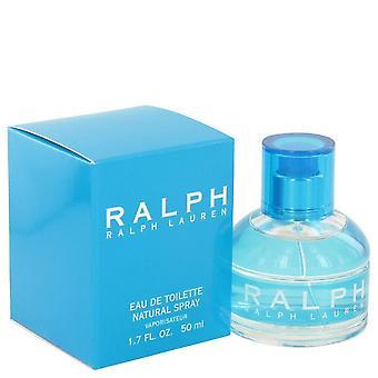 Ralph Eau De Toilette Spray By Ralph Lauren 1.7 oz Eau De Toilette Spray