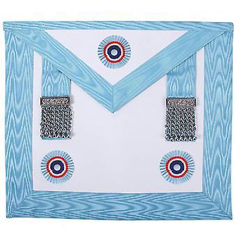 Master mason emulation rite apron