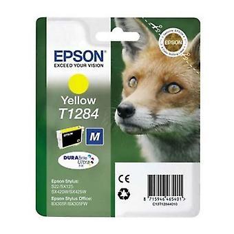 Originele inkt Cartridge Epson C13T128440 geel