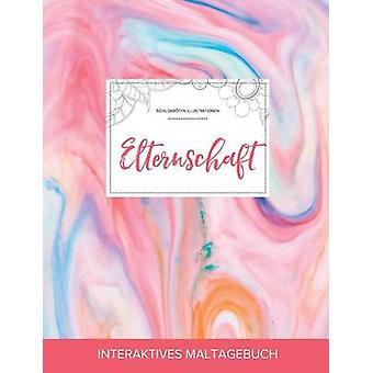 Maltagebuch fr Erwachsene Elternschaft Schildkrten Illustrationen Kaugummi by Wegner & Courtney