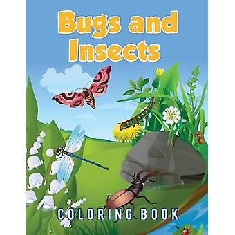 Bugs And Insects Coloring Book by Scholar & Young