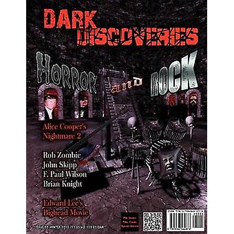 Dark Discoveries Issue 22 by Beach & James