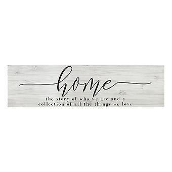 Grote Home Quote Opknoping Muur Decor