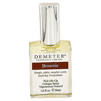 Brownie af Demeter Cologne Spray 1 oz/30 ml (kvinder)