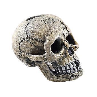 Classic Spooky Skull Ornament