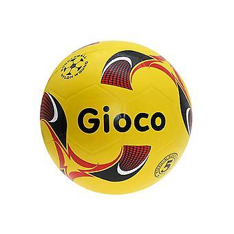Gioco Formowane Dzieci Szkolenia Piłka nożna Piłka Żółty