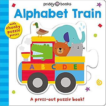 Alphabet Train by Roger Priddy - 9781838990169 Book