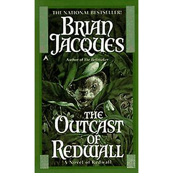 Outcast of Redwall by Brian Jacques - Allan Curless - 9780613098830 B