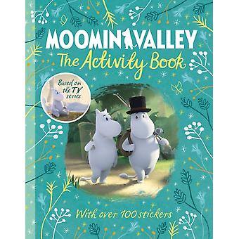 Moominvalley The Activity Book