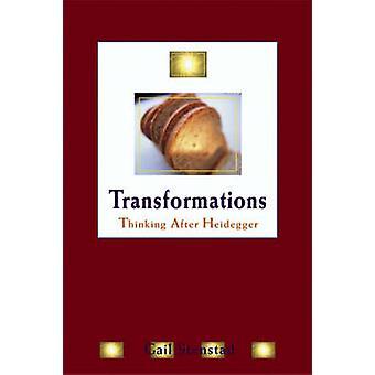 Transformationen - denken nach Heidegger von Gail Stenstad - 97802992