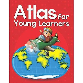 Atlas for Young Learners by Pegasus - 9788131944509 Book