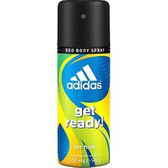 Adidas - Machen Sie sich bereit! Deospray - 150ML