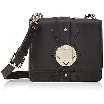 Liebeskind Berlin NASCrossM - EcoThi Black Woman shoulder bag (Black 9999)) 8x15x18 cm (B x H x T)