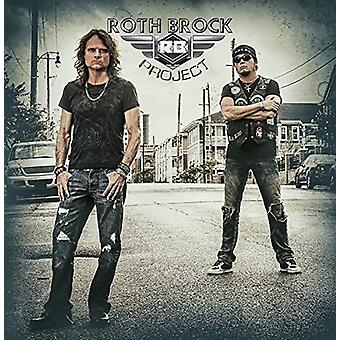 Roth Brocket Project - Roth Brocket Project [CD] USA import