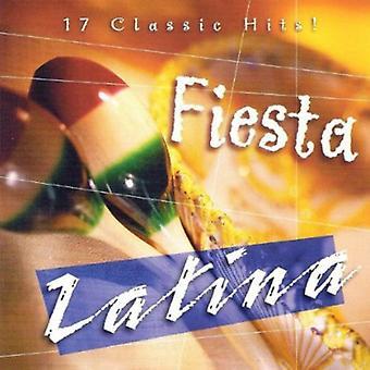 Chris Kalogerson - Fiesta Latina [CD] USA import