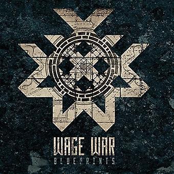 Wage War - Blueprints [CD] USA import