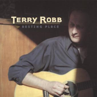 Terry Robb - Resting Place [CD] USA import