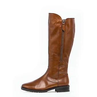 Gabor comfort vacchetta wisky laarzen dames bruin