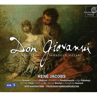 W.a. Mozart - Mozart: Don Giovanni [CD] USA import