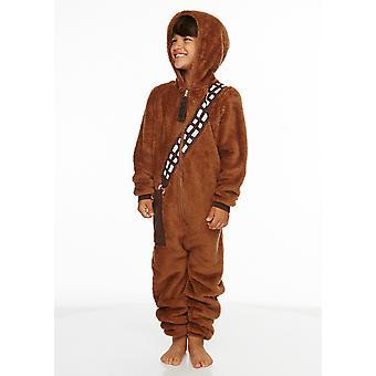 Boys Chewbacca Kids Onesie / Jumpsuit (Wookie Chewie)