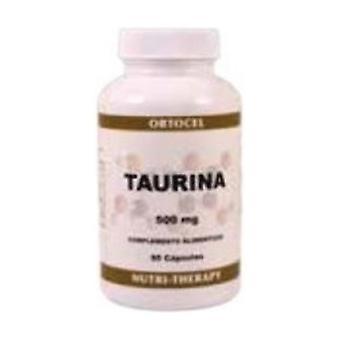 Taurine 90 capsules of 500mg