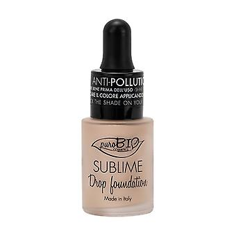Drop Foundation Sublime 01 Y 1 unit
