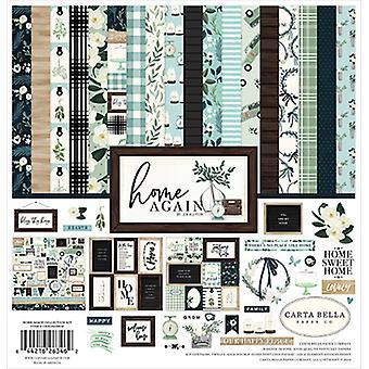"""كارتا بيلا مجموعة كيت 12 """"X12"""" -- الصفحة الرئيسية مرة أخرى"""