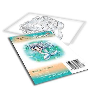 Polkadoodles Meribelle Floating Clear Stamp