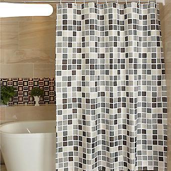 Badezimmer Vorhang wasserdichte Duschvorhänge für Badezimmer Cortina Ducha Rideau
