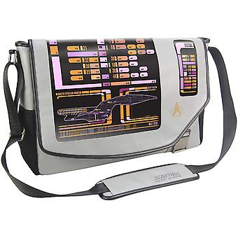 Messenger Bag - Star Trek: The Next Generation - PADD STNL458