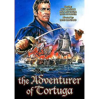Adventurer of Tortuga [DVD] USA import
