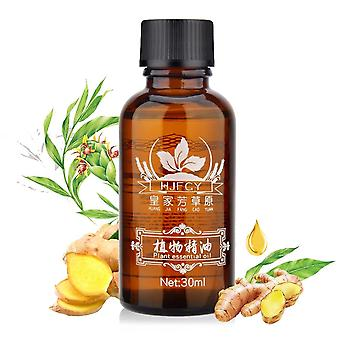 Pure Plant Ginger Body Massage Oil