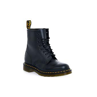 Dr martens 1460 black smooth boots / boots