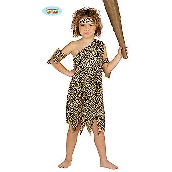 Höhlenmensch Kostüm für Kinder