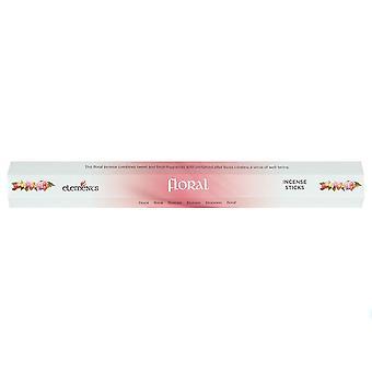 Элементы цветочные палочки благовоний (коробка из 6 упаковок)