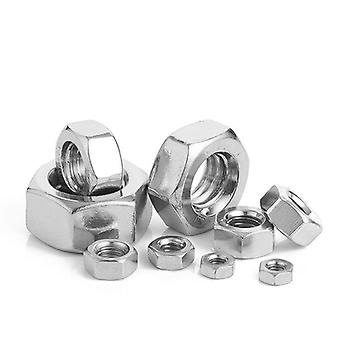 Carbon Steel Stainless Steel Hex Nuts