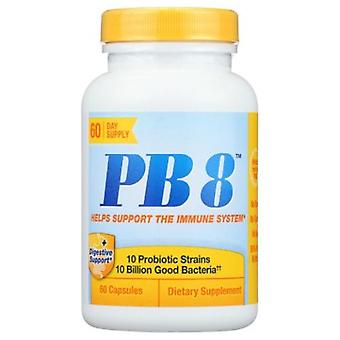 Nutrition Now PB8 Immune System Support, 60 Caps
