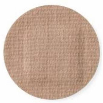 Cardinal Adhesive Spot Bandage, 7/8 Inch Round, Tan, Case of 1200