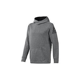 リーボックワーメランジュダブルニットDP6158ユニバーサルオールイヤー男性スウェットシャツ