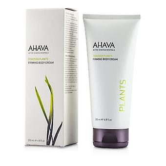Ahava Deadsea Plants Firming Body Cream 200ml/6.8oz