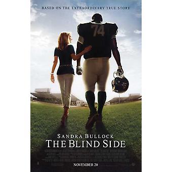 Blind Side elokuva Juliste Tulosta (27 x 40)