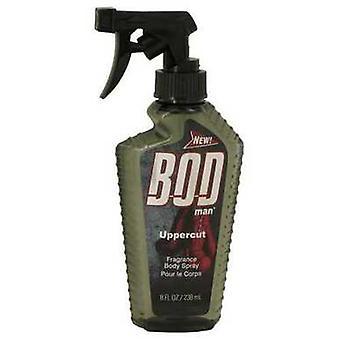 Bod Man Uppercut De Parfums De Coeur Body Spray 8 Oz (hombres) V728-540127