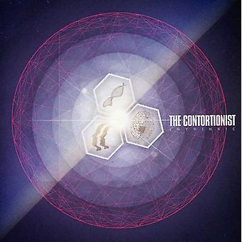 Contortionist - Intrinsic [CD] USA import