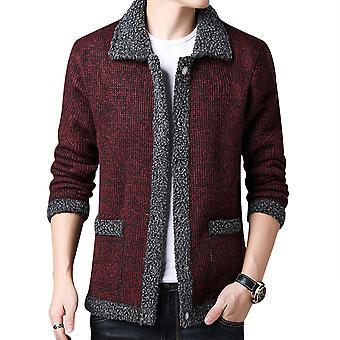 Allthemen Men's Casual Lightweight Jacket Thicken Outwear