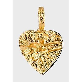 Kalevala Charm Women's Heart 14K Gold 1851070