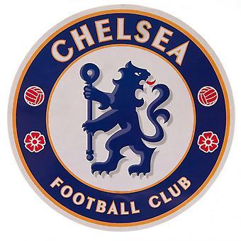 Chelsea FC Crest Sticker