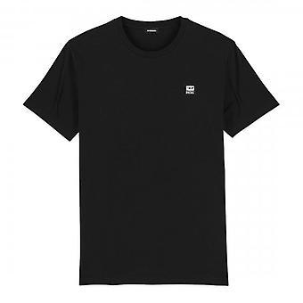 Diesel T-DIEGOS-K30 Chest Logo T-Shirt Black