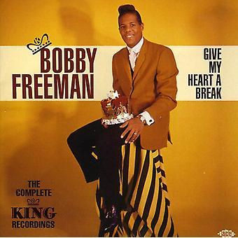 Bobby Freeman - Give My Heart una pausa: importazione USA registrazioni Complete del re [CD]